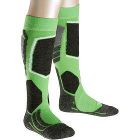 Falke SK2 Calze Bambino, vivid green